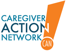 logo caregiving action network